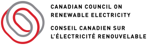 Canadian Council on Renewable Electricity Logo